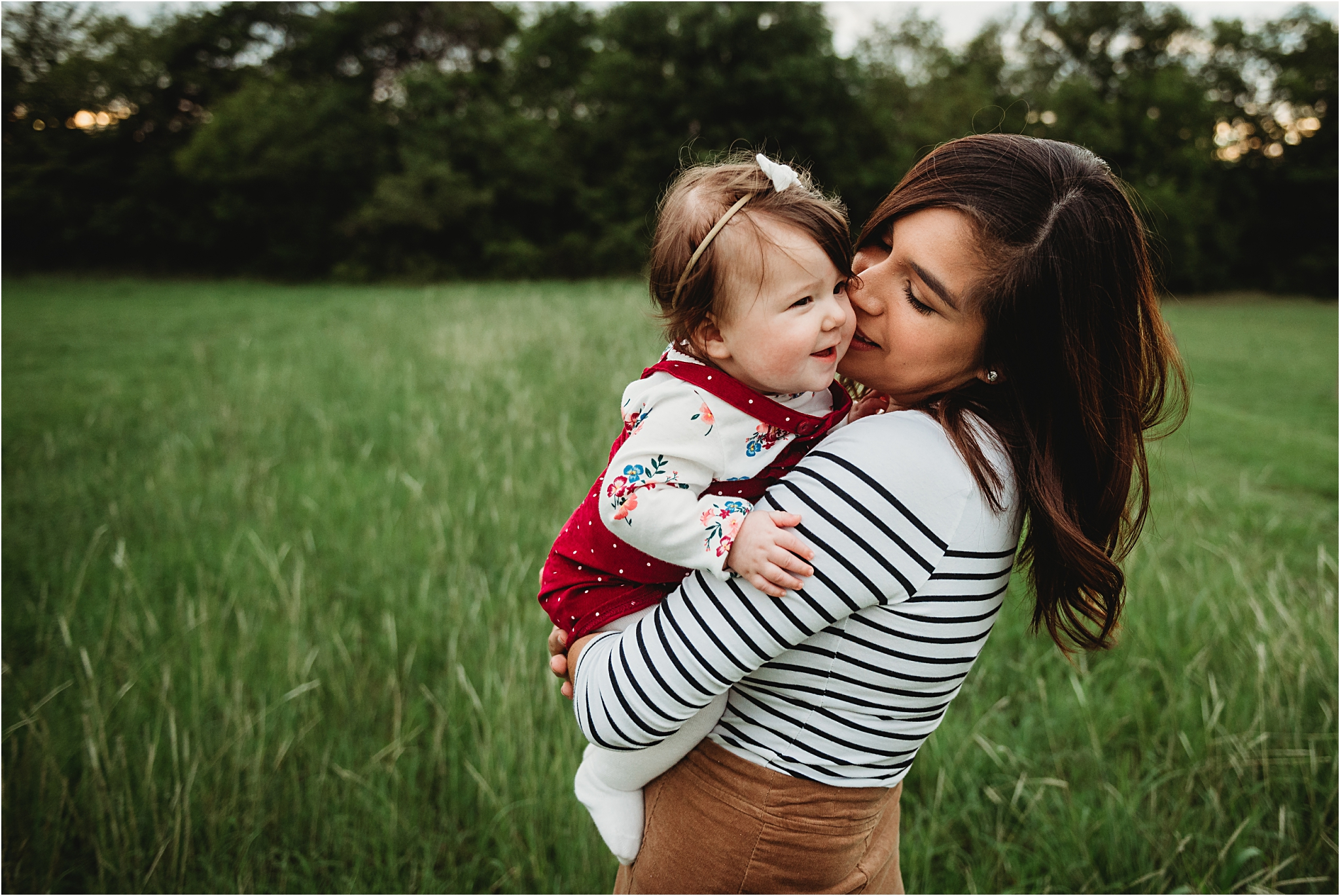mckinney family photographer erwin park mommy me