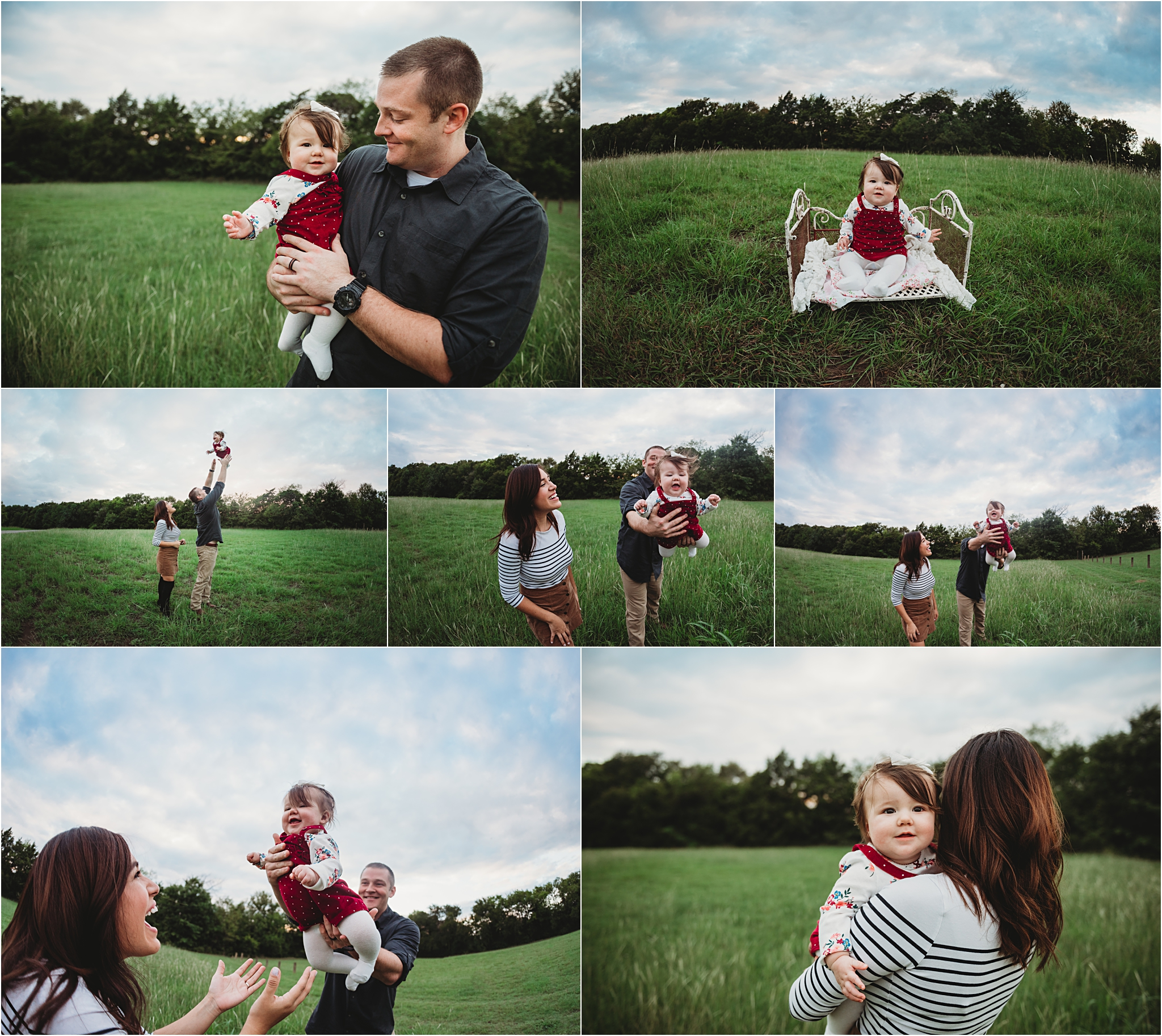 allen tx family photographer sugar blush