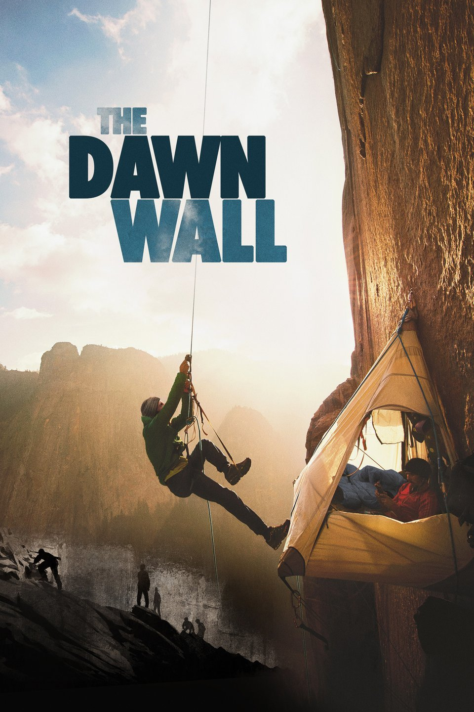 Poster  The Dawn Wall film poster