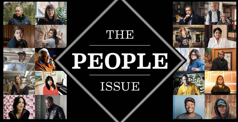 People Issue 2014