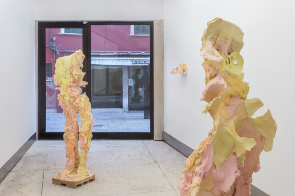 Solaris,  2017, Installation view, Alma Zevi, Venice, Italy