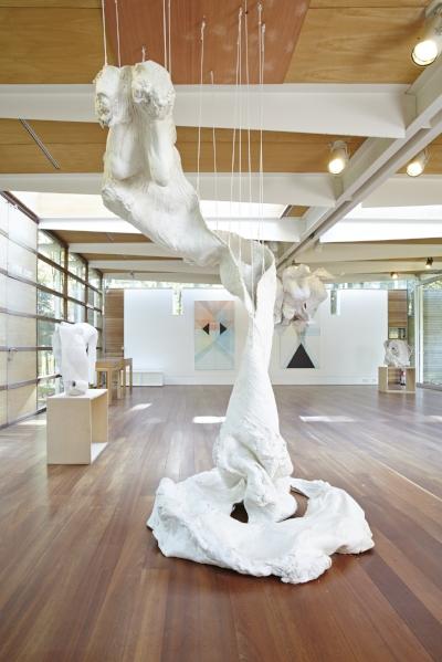Juliana Cerqueira Leite , 2014, Installation view, Cass Sculpture Foundation, Sussex, U.K.