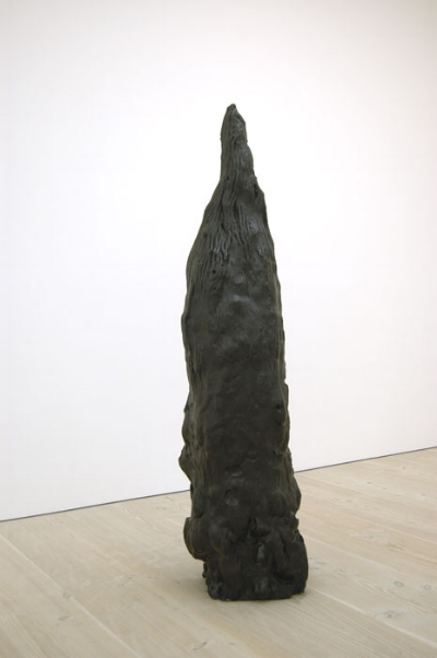 Up , 2009 Plaster and acrylic polymer, polyeurethane rigid foam 45 x 210 x 47 cms