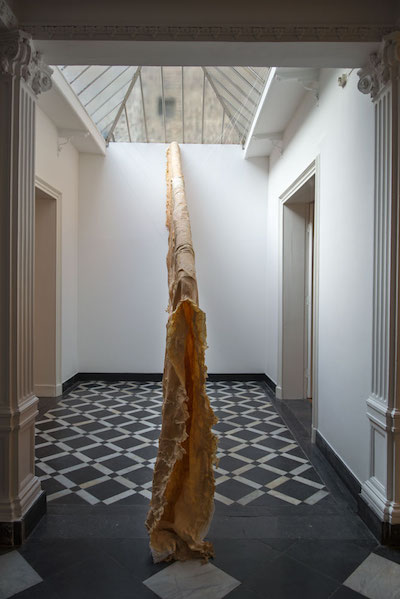 V,  2012 , The Measure of Our Travelling Feet , Installation view, September 25 - November 11, 2016, Marres Contemporary Art Center,Maastricht, The Netherlands