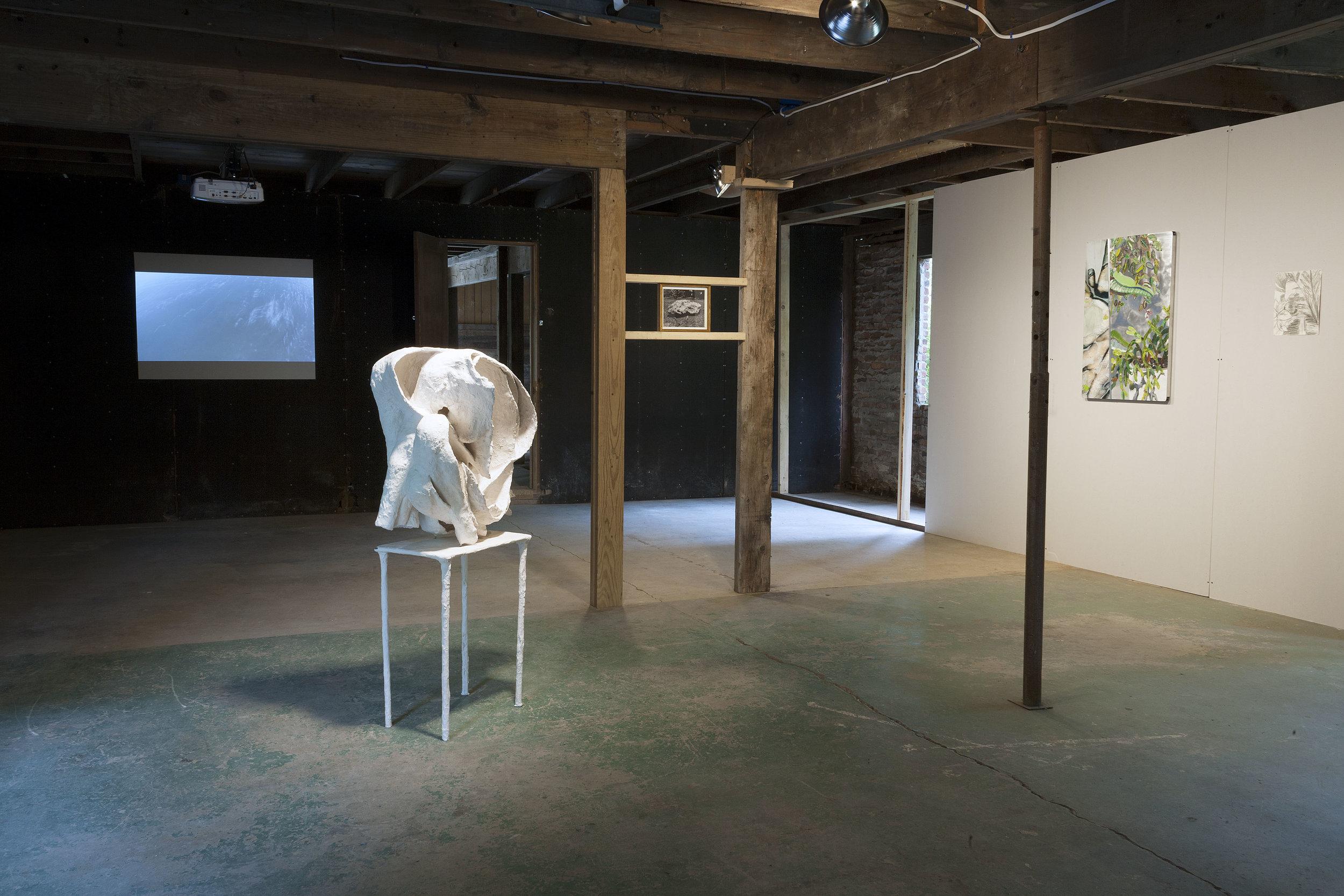 Prima Materia, Lacasapark, exhibition view, 2018