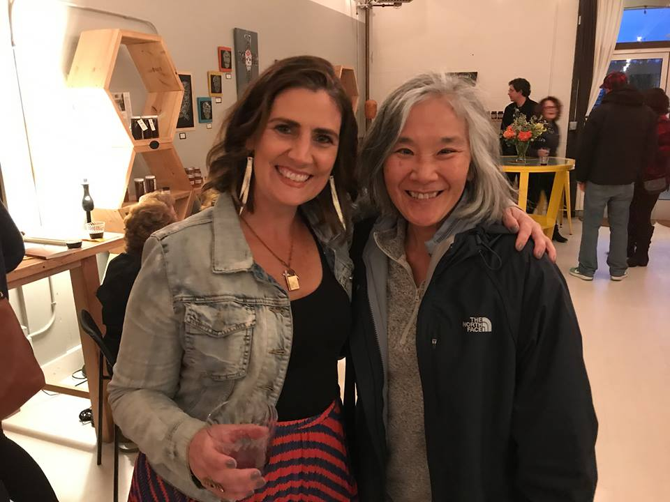 Book Launch Party at HunniCo in Edmonds, WA