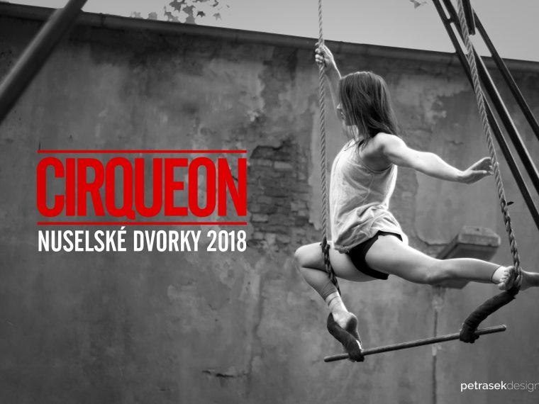 Nuselské dvorky - Šárka Maršíková, Cirqueon - Festival plní zapomenuté dvory vždy na jednu květnovou sobotu v roce novým cirkusem, workshopy a dalším atraktivním kulturním programem. Potkejte novocirkusové profesionály na scéně nuselských vnitrobloků.