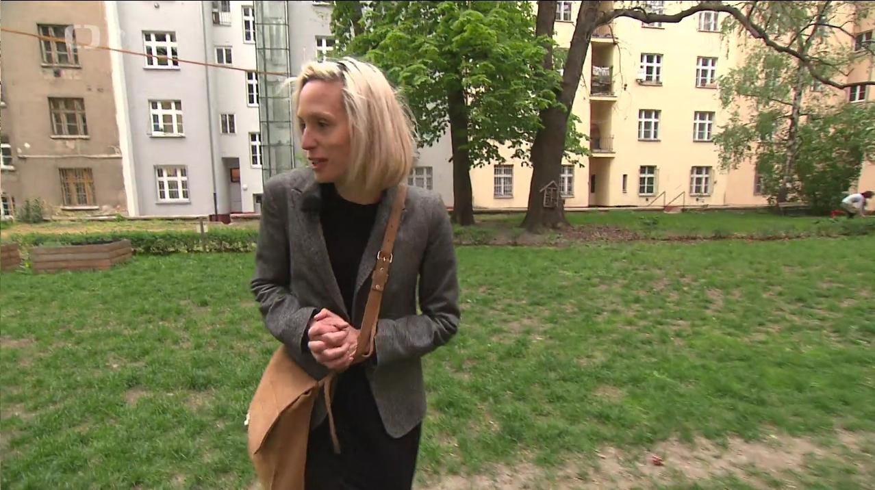 Česká televize - Terapeuti vnitroblokův Pořadu Nedej se, ČT, 19.5.2019Záznam pořadu