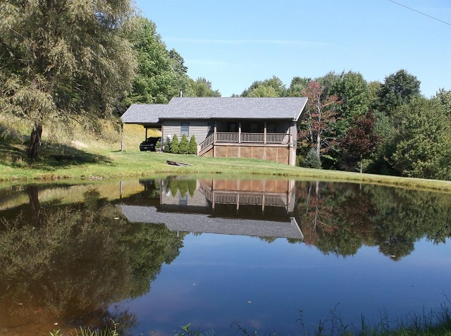 229,900 - Acreage +/-: 6.394 Bedrooms, 2 BathsImmaculate Home!Views, Pond