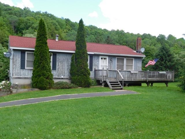 119,900 - 3 Bedrooms, 1.1 Baths3.76 AcresMinutes from Pepacton Reservoir & Delaware River for Great Fishing!