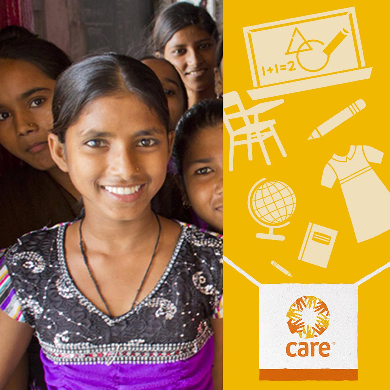 CARE girls education