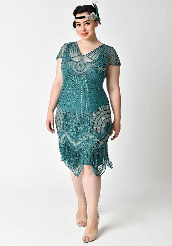 1920s_Style_Teal_Beaded_Deco_Cap_Sleeve_Beatrice_Flapper_Dress_3.jpg