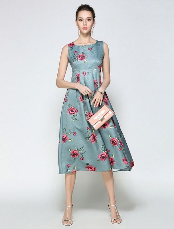 DAD-0099-1930s-Inspired-Stylish-Rose-Print-Jacquard-Long-Dress-6-686x900a.jpg
