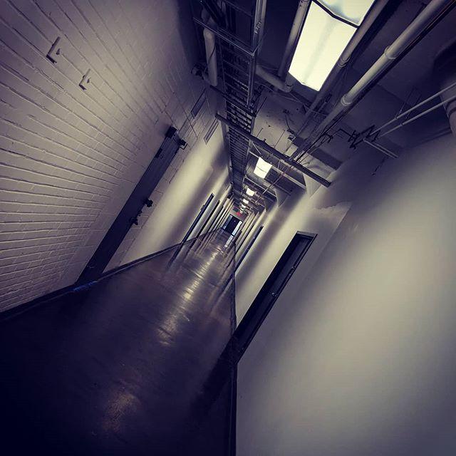 The neverending lobby.. . . . . .  #neverending #ratloop #ratloopcanada #creepy #dark #lobby #thursdaythoughts #picoftheday #fun #gamedevelopers #gamedevlife #gamedev #indiegamedev #indie #indiegame #indiedev #startup #building #videogames #exploration #testedongamers #montreal #canada