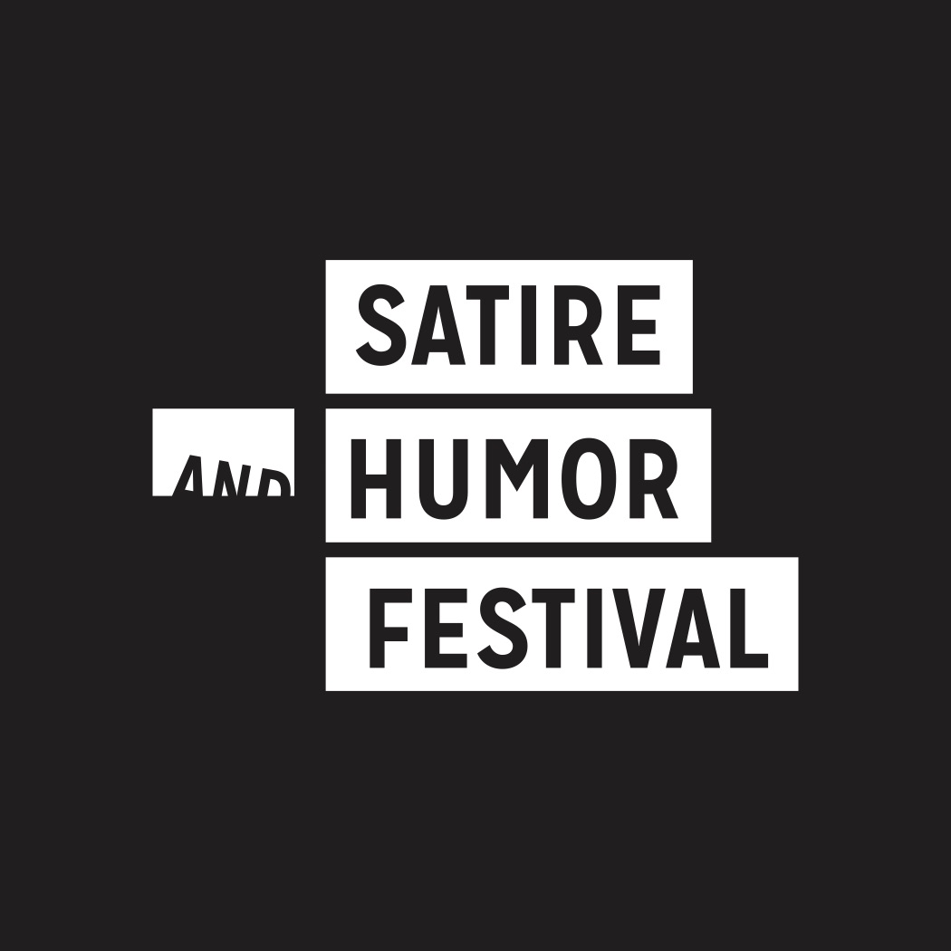 Satire Humor Festival Logo_White.jpg