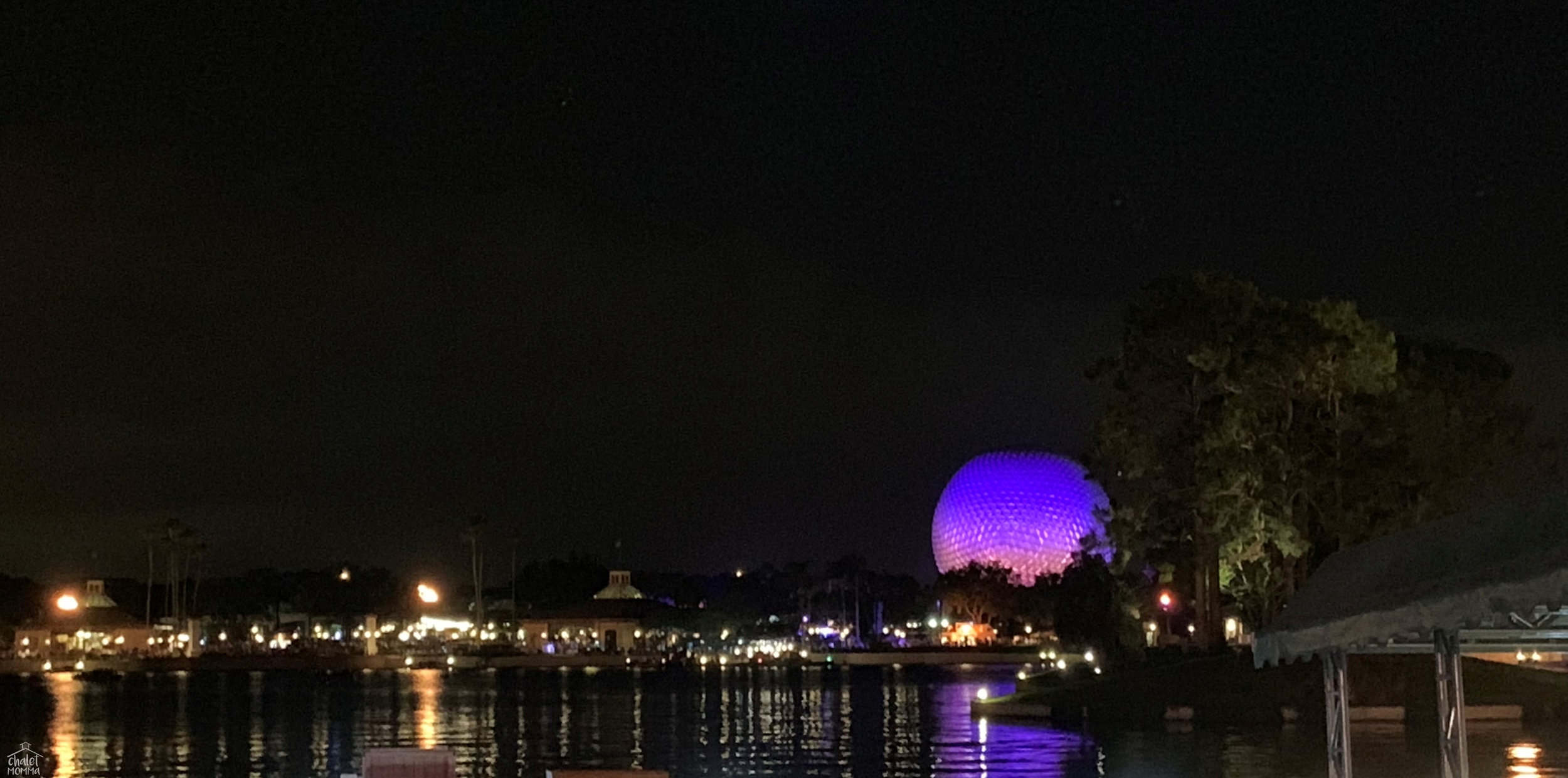 Epcot totally stole my heart!