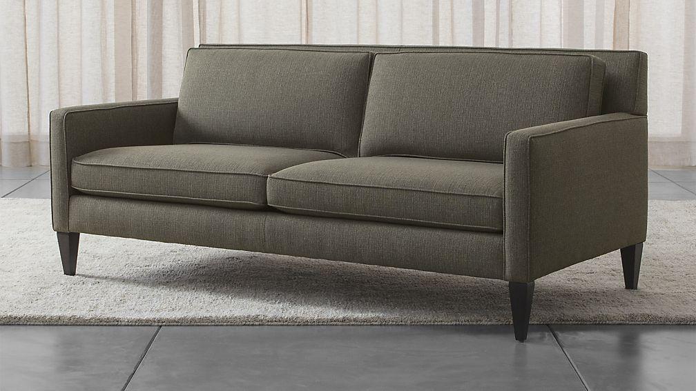 Rochelle Midcentury Modern Apartment Sofa