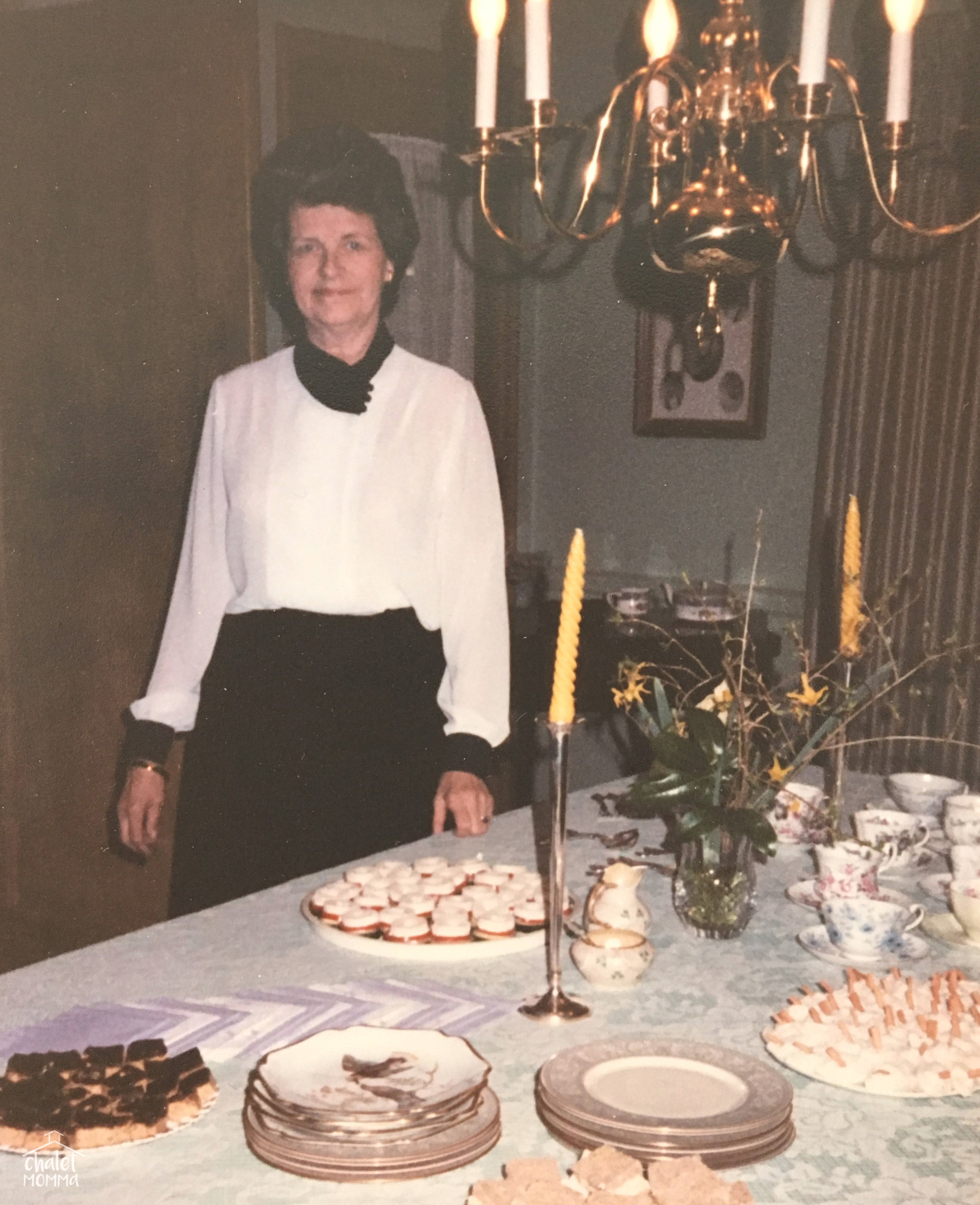 1985 Ever the Hostess.