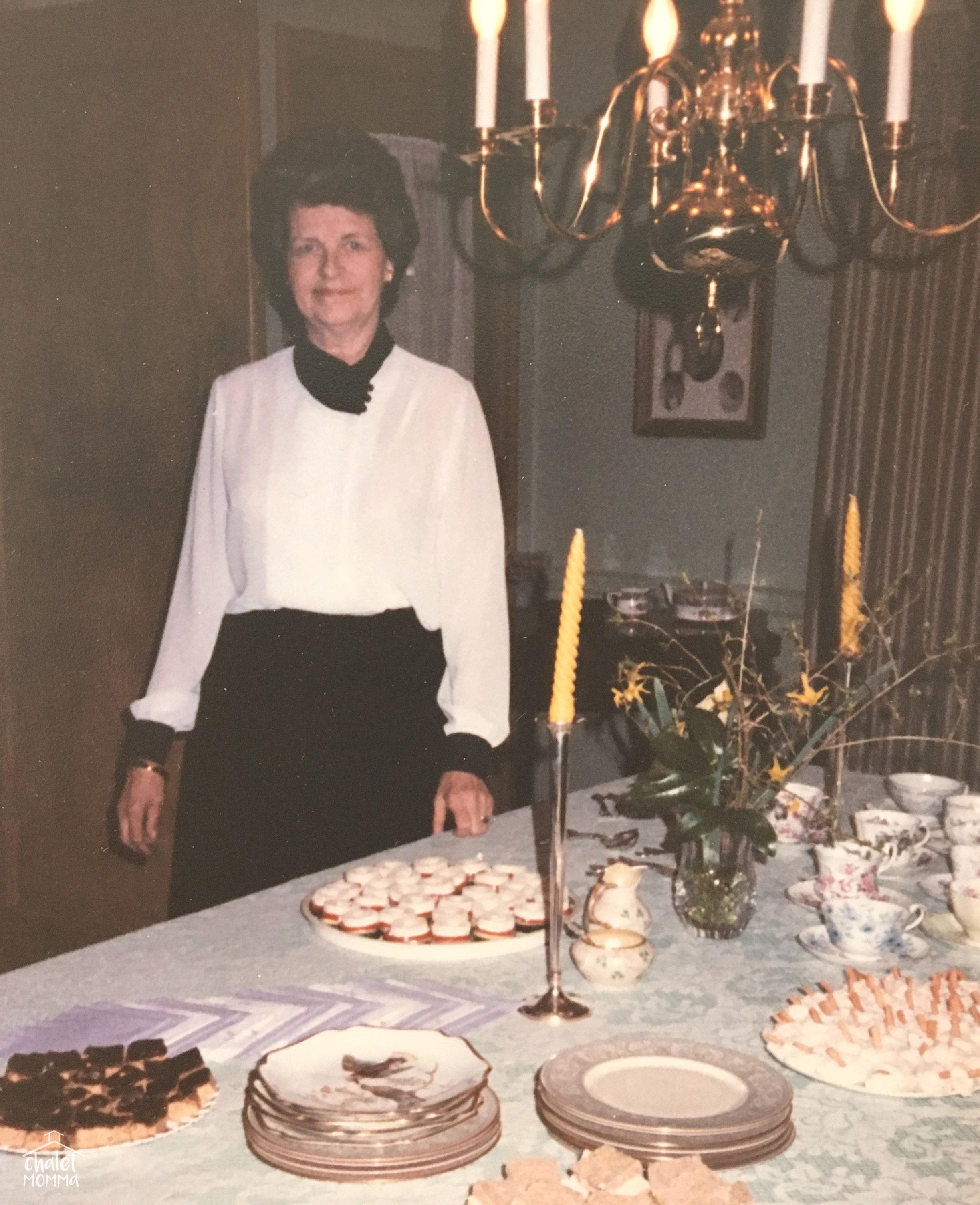 1985 Ever the Hostess.