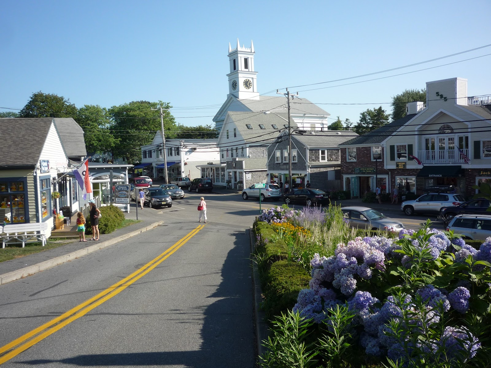 Downtown Chatham, MA