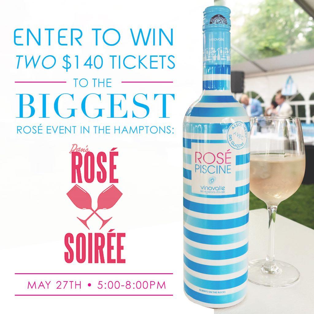 Read More About Dan's Rosé Soirée