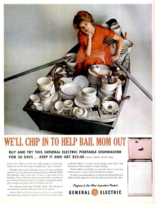 1961 GE Mothers Day