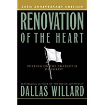 - Renovation of the Heart | Dallas WillardMy favorite small group exploration on faith.