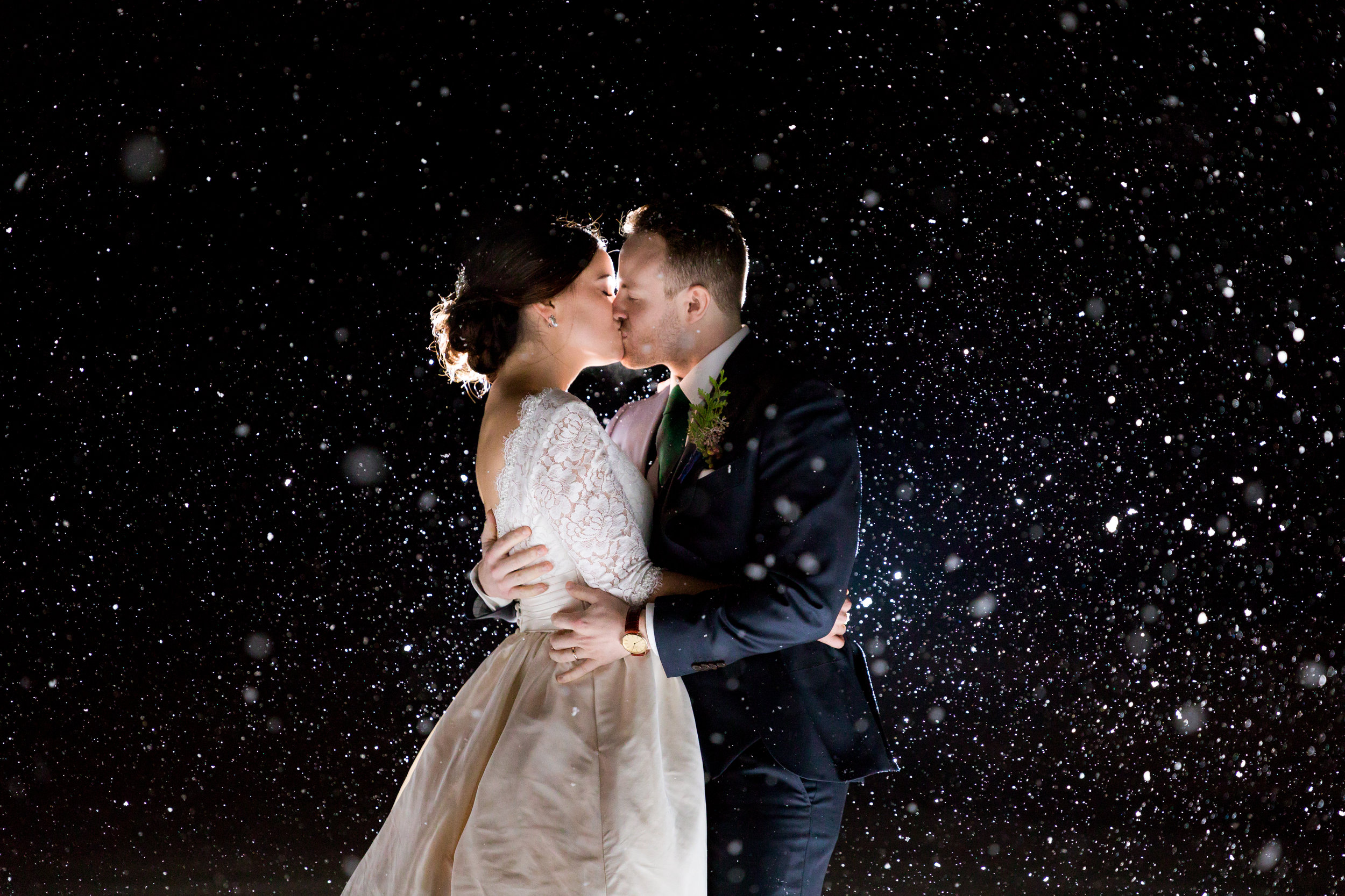 Skylar & Adam - Highlands Country Club Winter Wedding