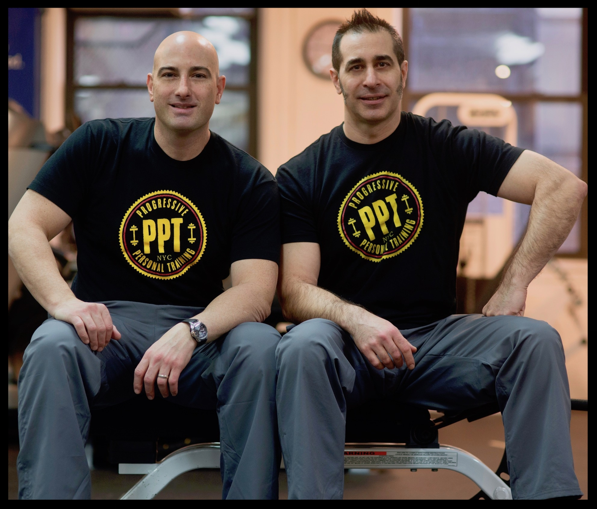 PPT Co-OwnersJames Camastra & Antonio Sini - Over 40 Years Of Training ExperiencePassionate & Professional