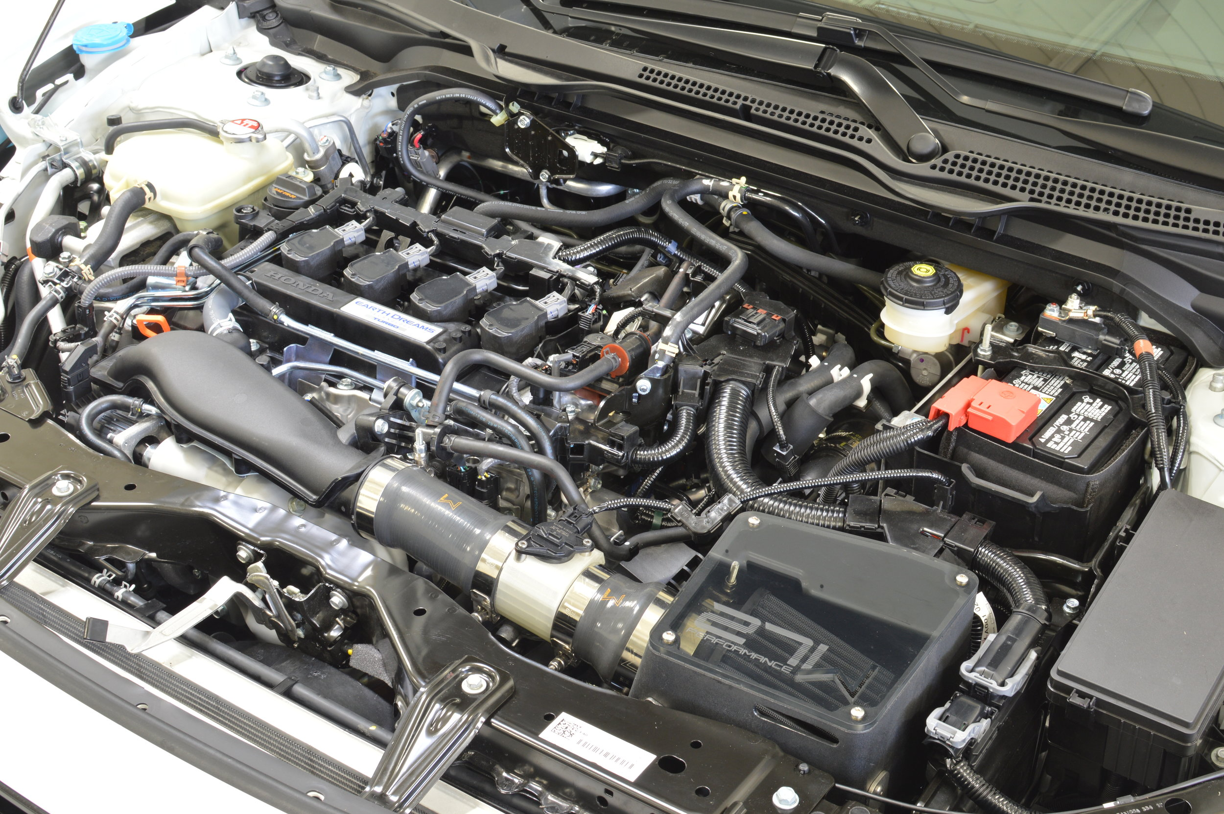 2017+ Honda Civic Cold Air Intake