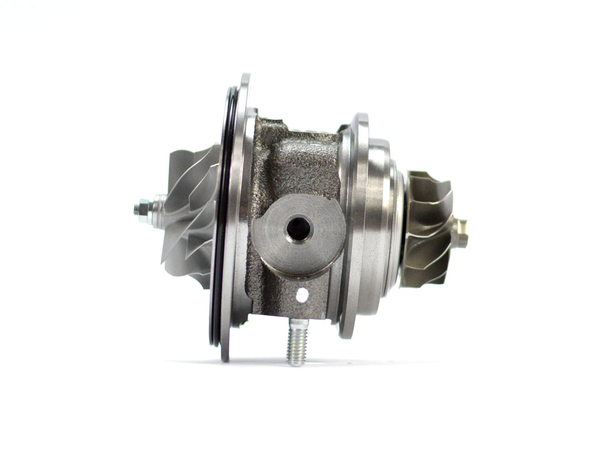 Example of a center housing & rotating assembly (CHRA) for short