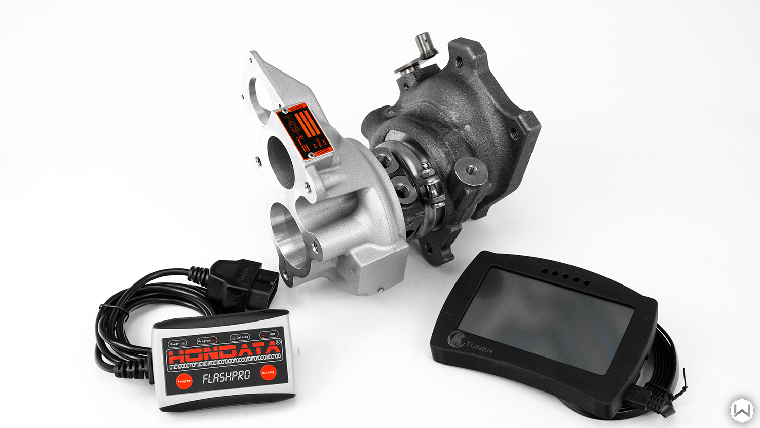 Base calibrations for the W1 will soon be available for both major tuning platforms for the 10th generation Honda Civic