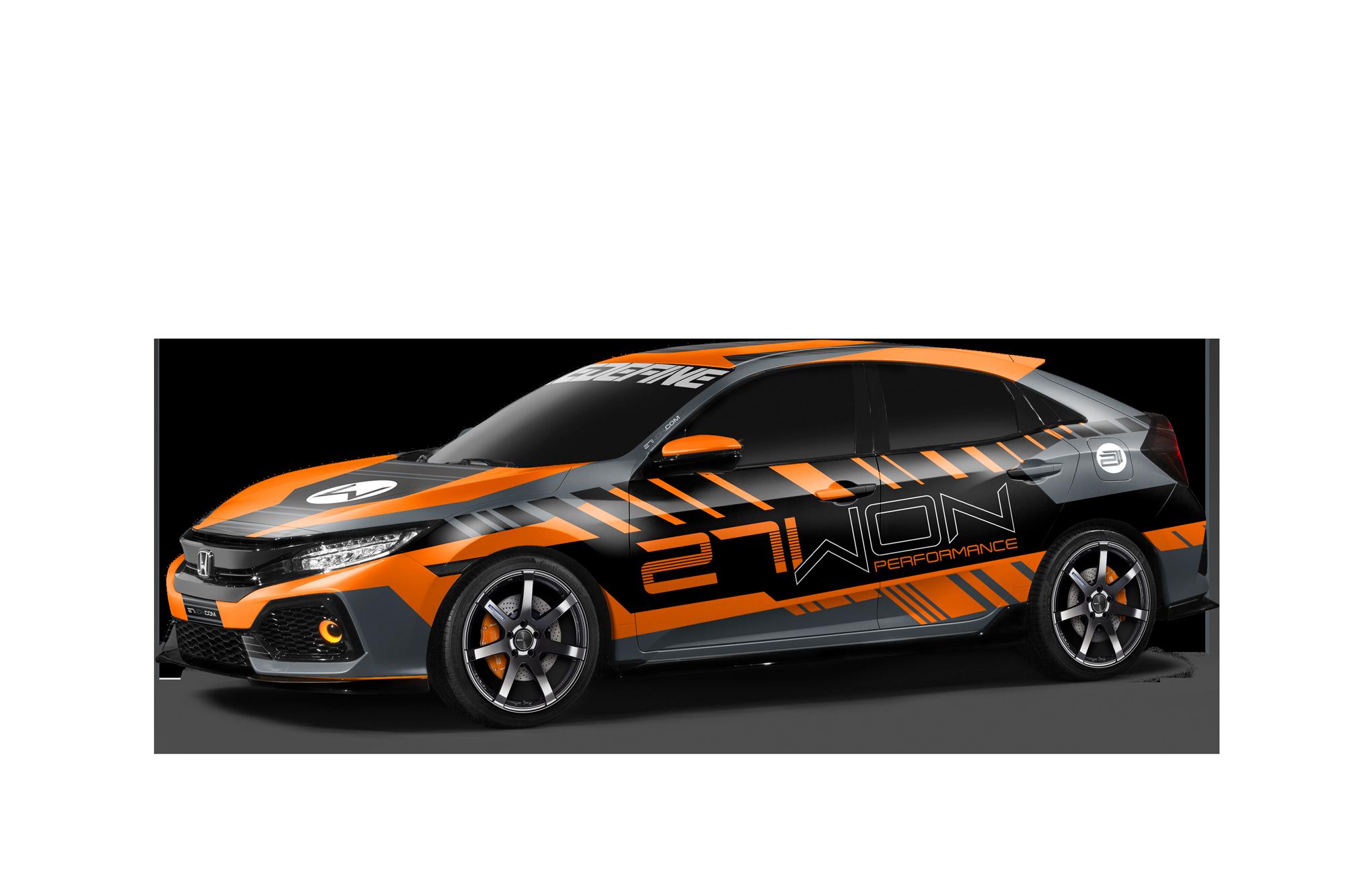 2017 Civic Hatchback Sport -