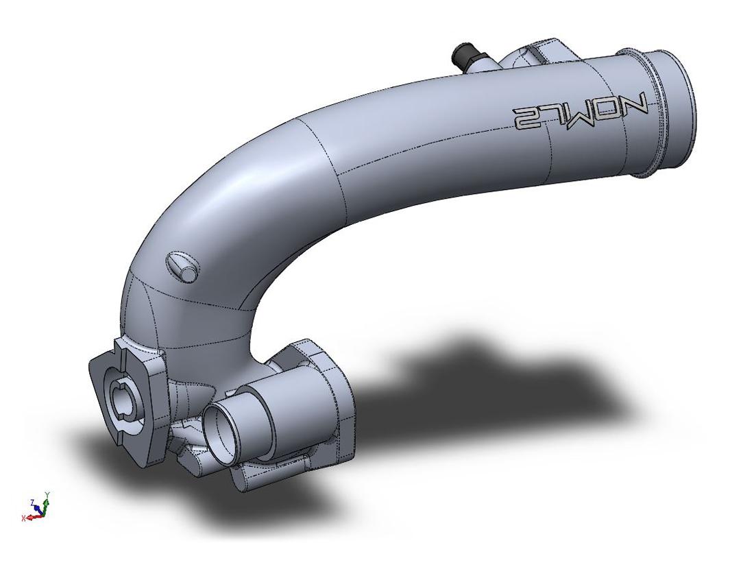 honda-civic-turbo-inlet-pipe-cad-model (2).JPG