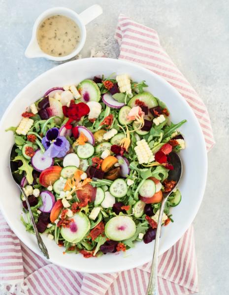Summer Garden Salad -