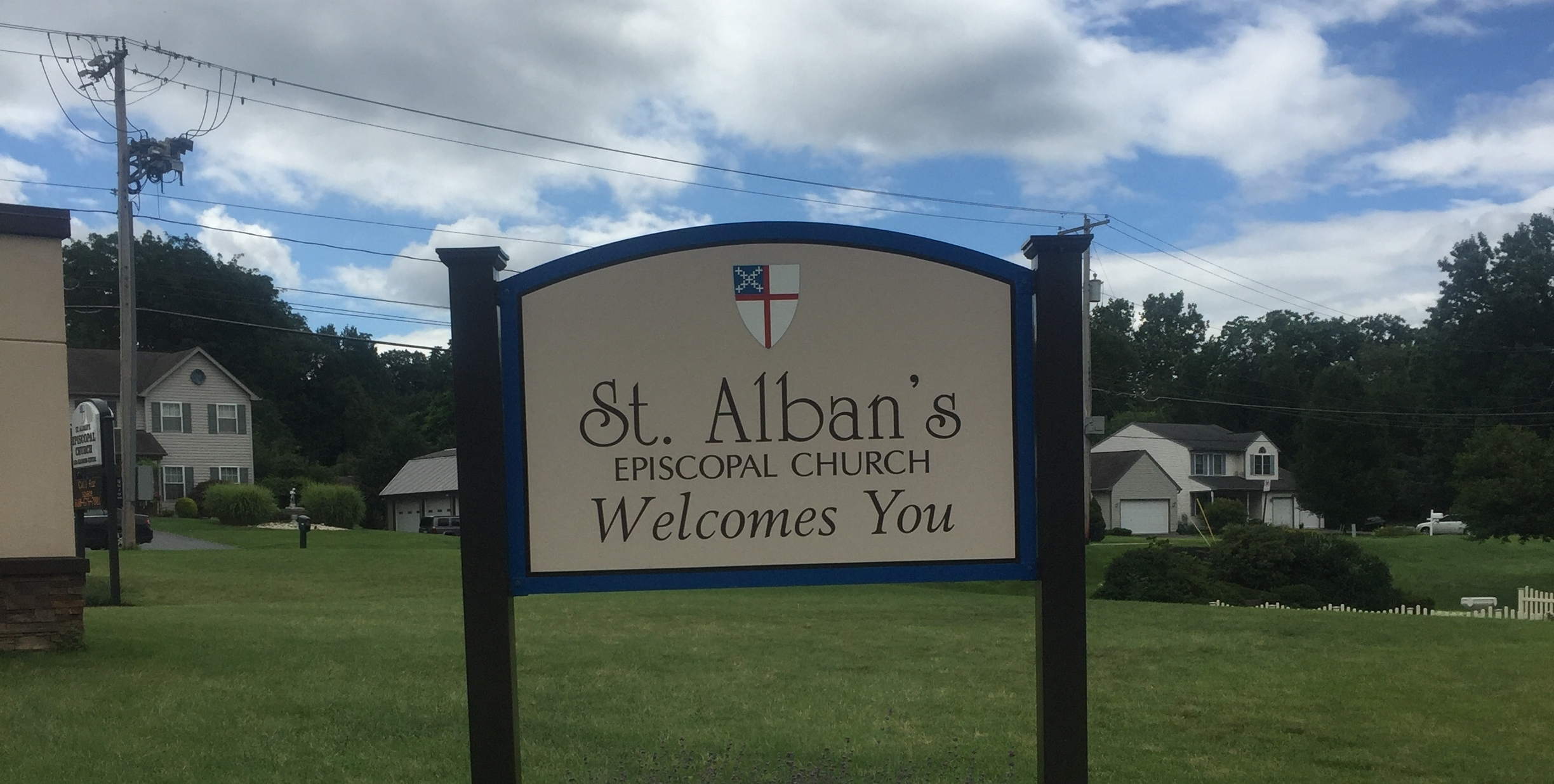 Welcome to St. Alban's!