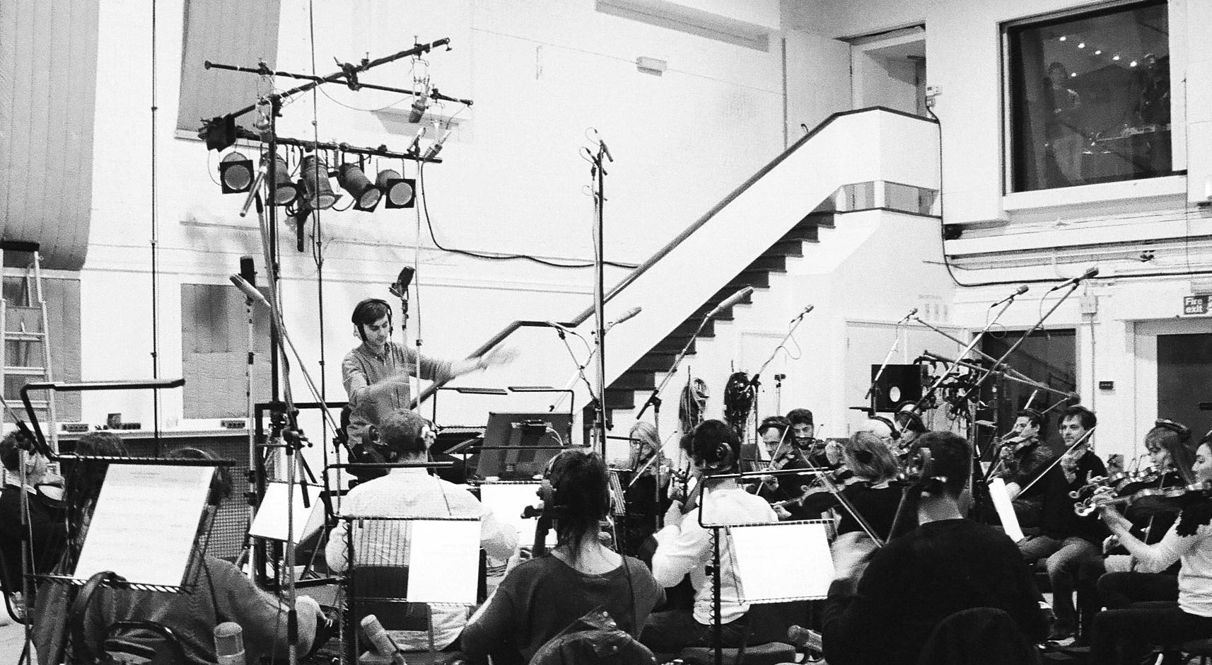 Abbey Road Studios,photo by Yuki Monestere