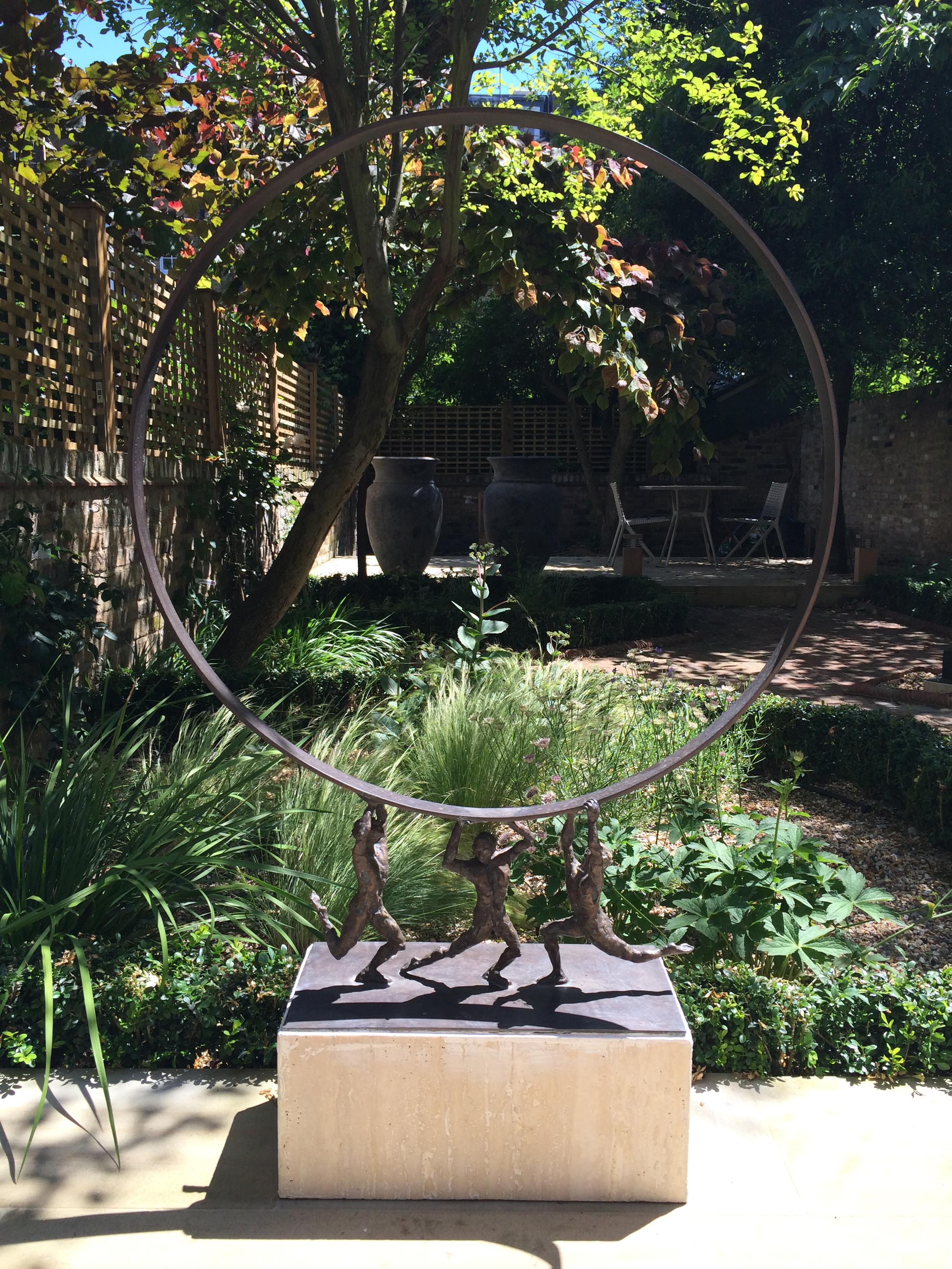 Chalcot-Square-Primrose-Hill-Sculpture-Cat-Howard-Garden-Design.JPG
