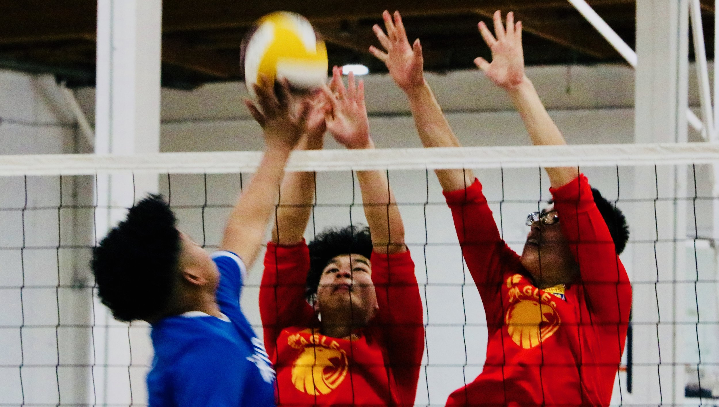 AIPHS defeated the Oakland High Wilcats 3-1.