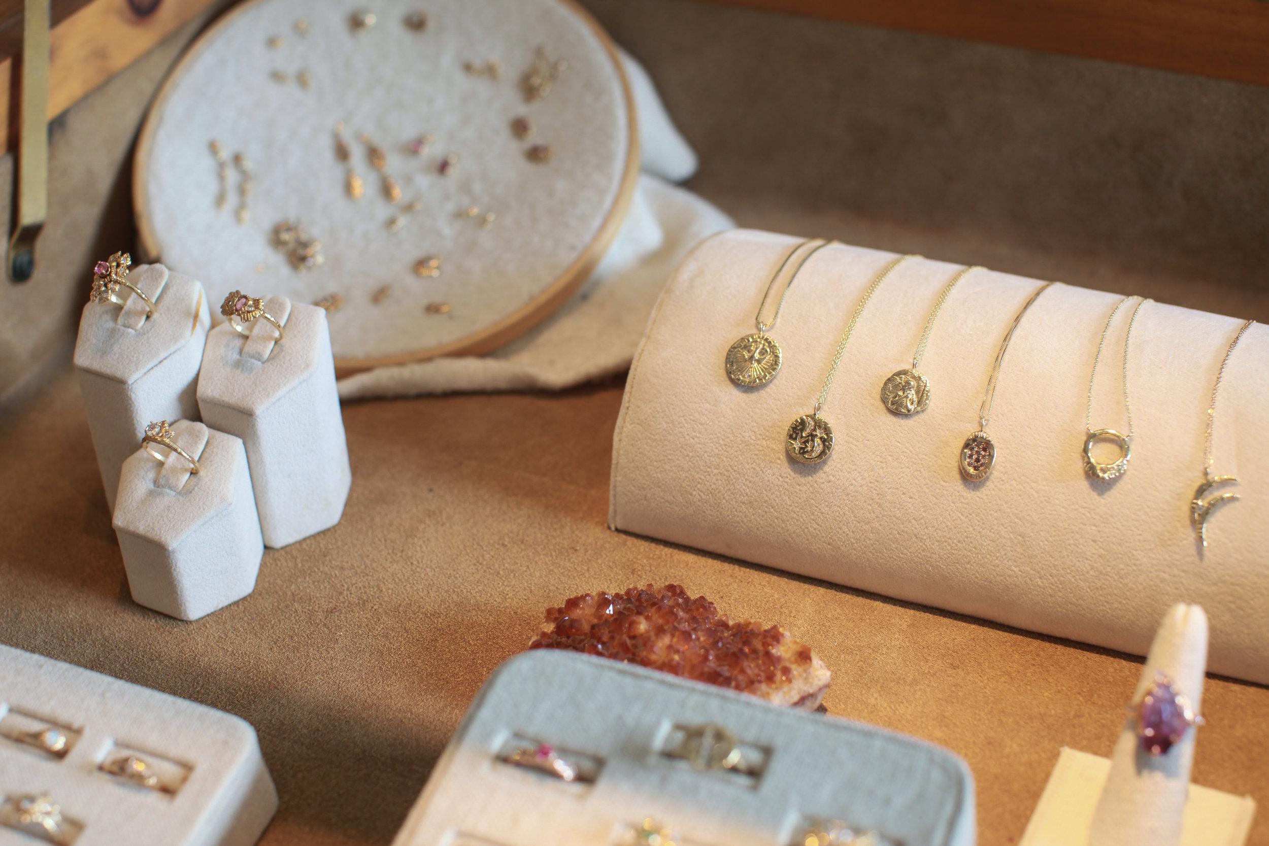 Joy Smith, Communion by Joy Boutique in Culver City | Spiritual Jewelry in LA | Jewelry Boutique