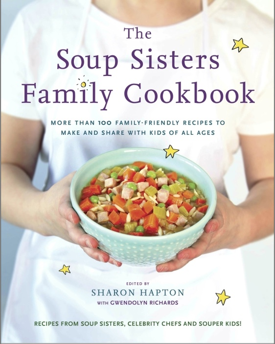 You can get your own copy of the book  HERE , and try making my Cheeseburger Soup Recipe!
