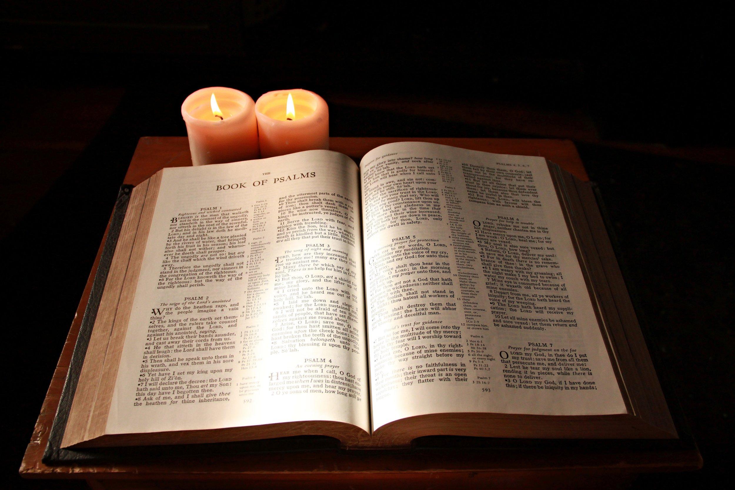 Bible Study Christian Stock Photos.jpg