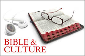 We must use the Bible as an Authority not culture