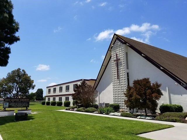 First Baptist Church - 1601 Temple Avenue, Camarillo, CA 93010