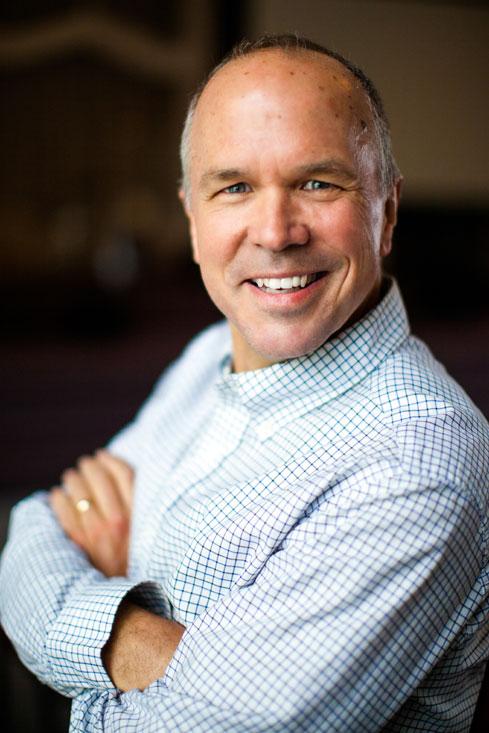 John Aydelott, Lead Pastor