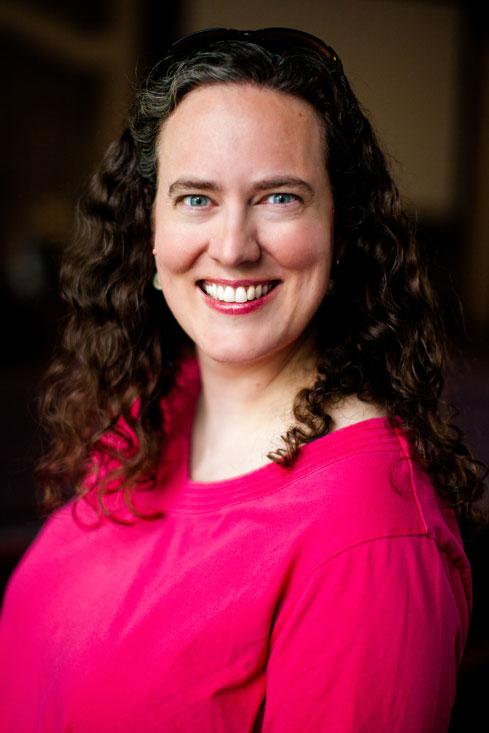 Maria Bato, Director of Children's Ministry