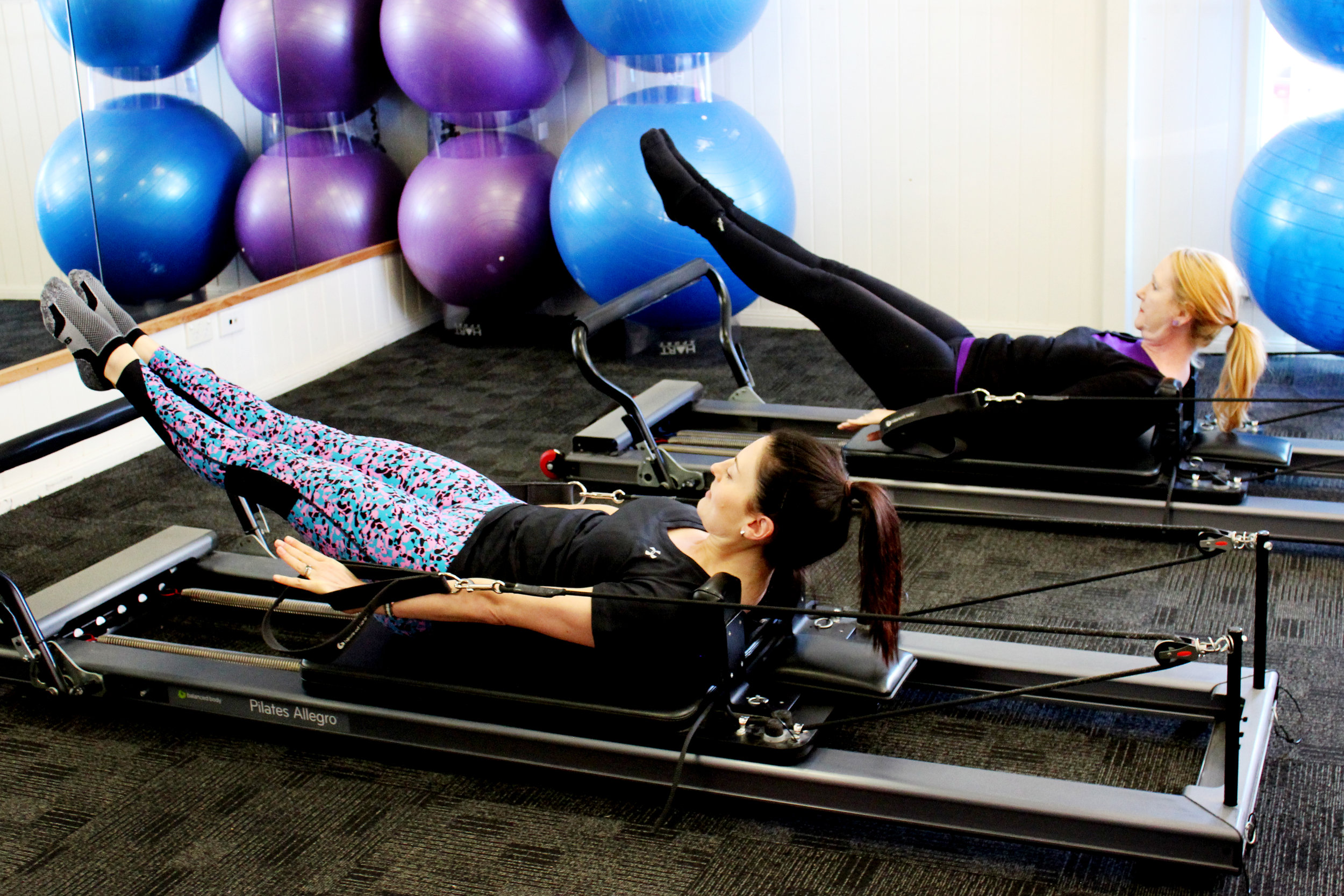 pilates for every body -