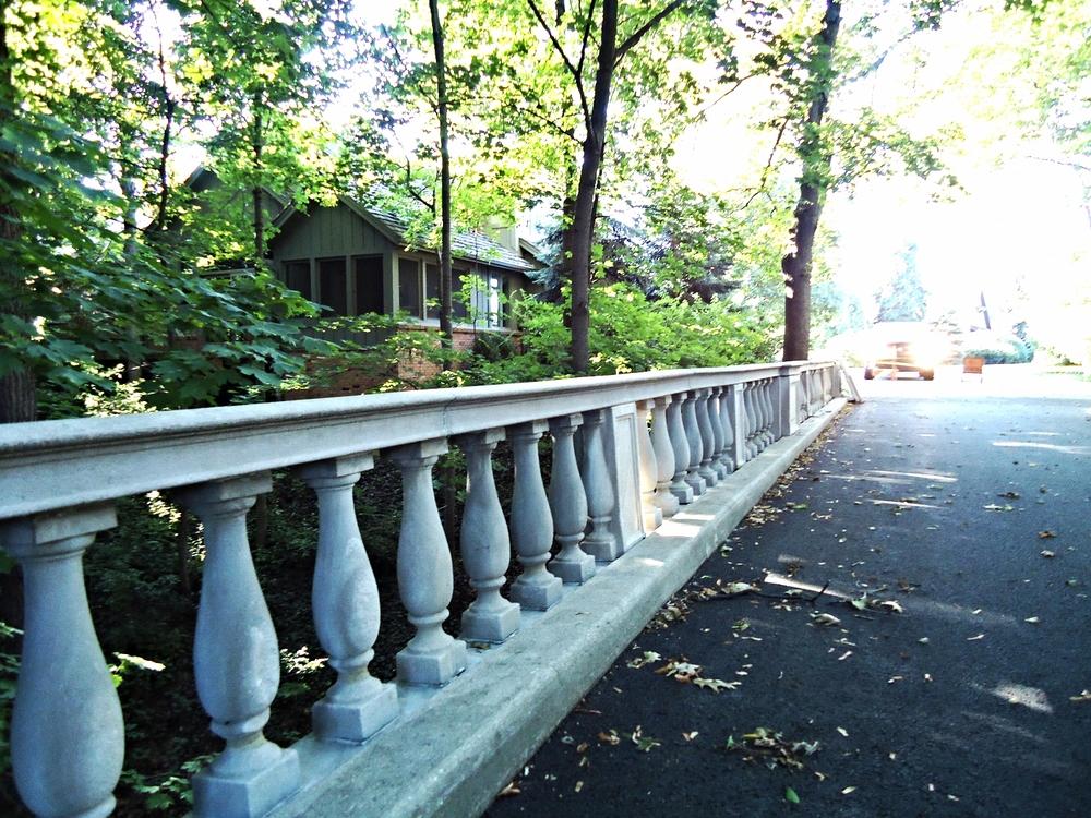 Hamlet Historical Bridge Reconstruction