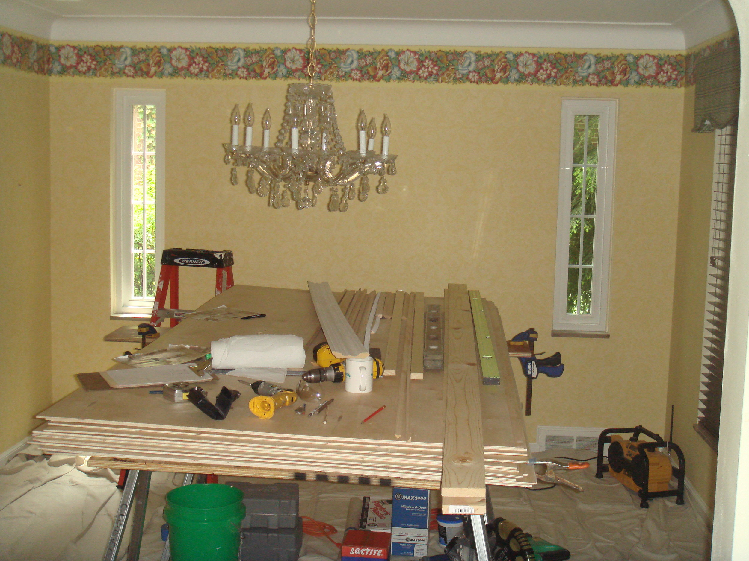 BEFORE-dinning room