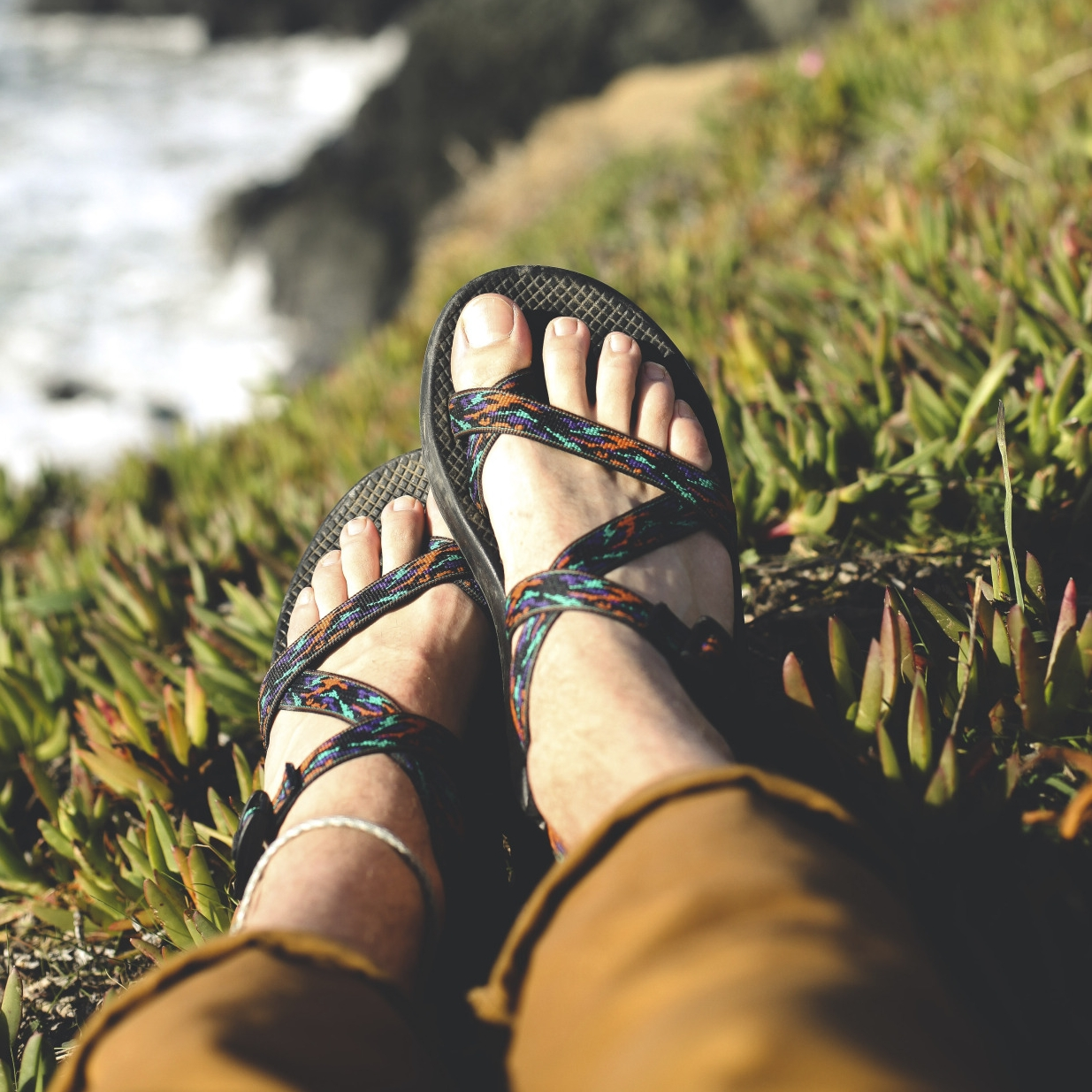 See that Z? - The Z Sandal is iconic among outdoor enthusiasts, named for the